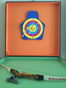 Archery carnival game stall rental 1