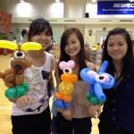 Balloon Animals by Kaden Tan