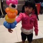 Balloon Duck Sculpture