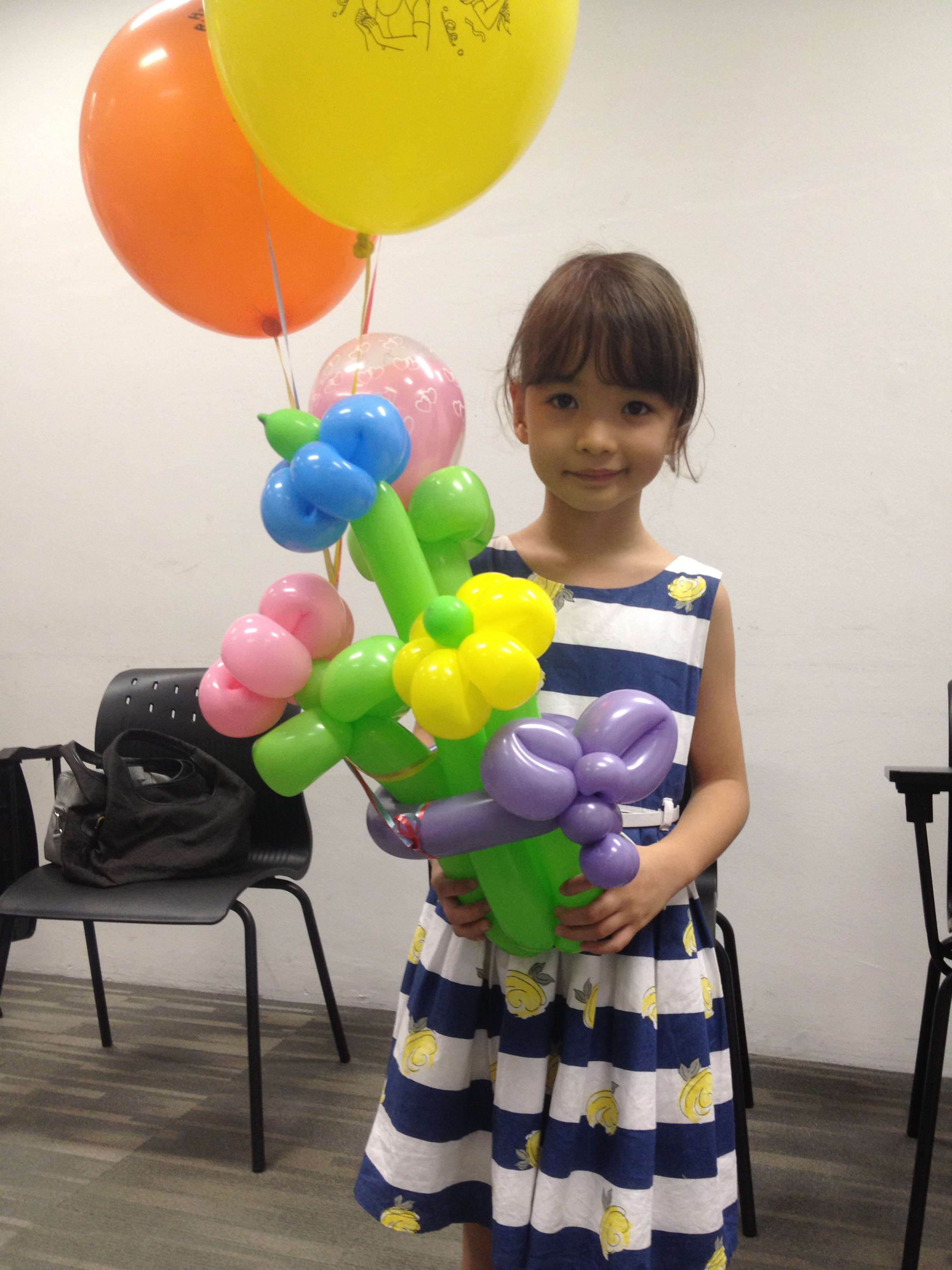 Singapore Balloon Sculpting Service That Balloons