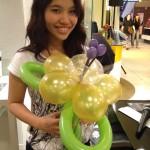 Balloon Flowers by Kaden