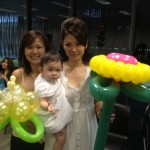 Balloon Flowers for Birthday Party in  Singapore