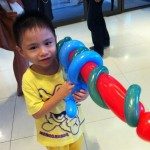 Balloon Machine Gun