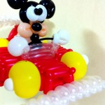 Balloon Micky Mouse Sculpture