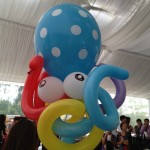 Balloon Octopus Singapore