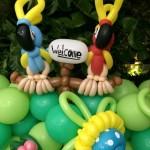 Balloon Parrot Sculpture1