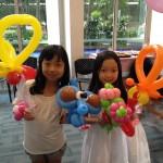 Balloon Sculpturing Service