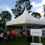 Balloon Sculpturing Workshop for Bishan National Day Event