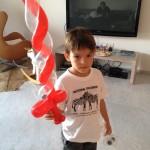 Balloon Sword at Sentosa Cove