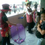 Balloon Twister at Event