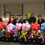 Balloon Workshop at Dialogue In The Dark