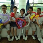Balloon Workshop at Sentosa