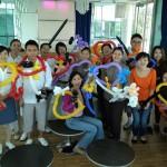 Balloon Workshop at Singapore One 15 Marina Club