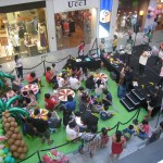 Balloon Workshop at Singapore The Central