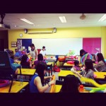 Balloon Workshop at Zhenhua Sec School