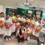 Balloon Workshop in School