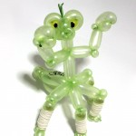 Balloon mantis Sculpture