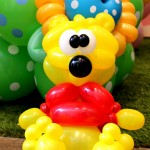 Balloon pooh bear