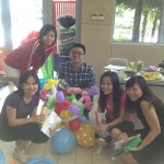Balloons Workshop in SIngapore