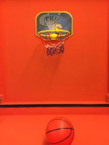 Basketball carnival game stall rental 1