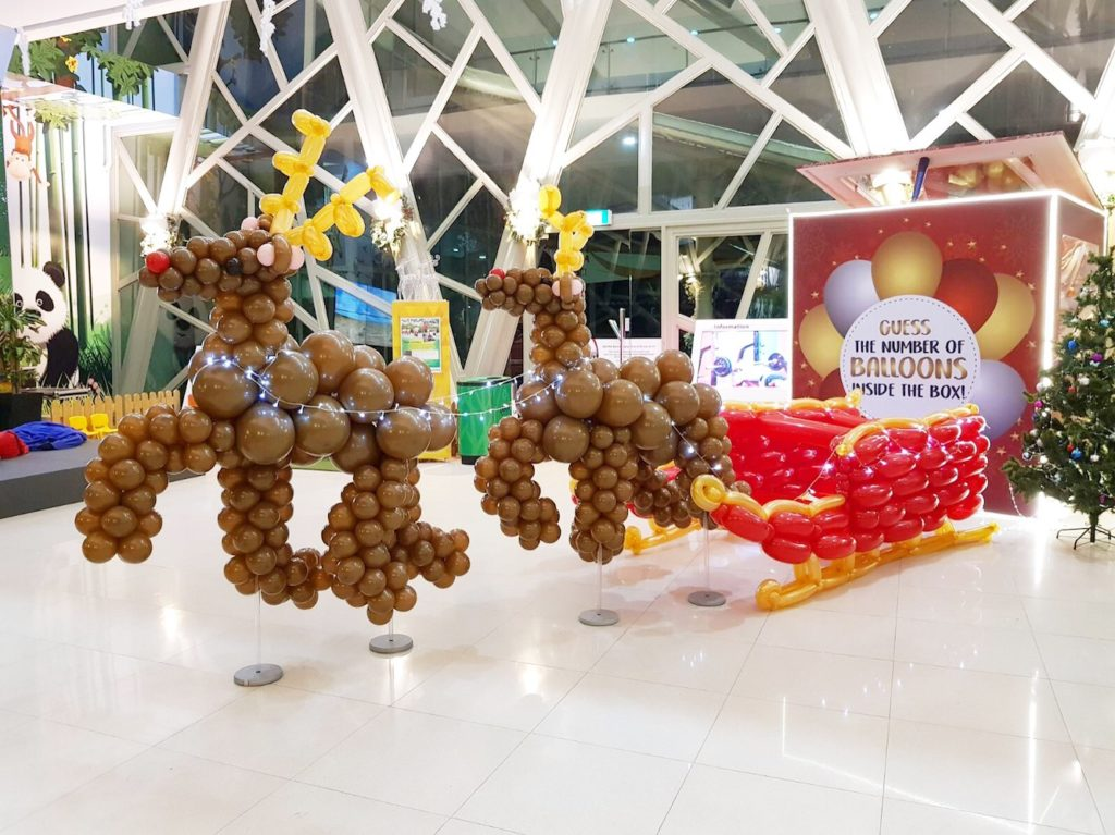 Christmas Balloon Decoration Singapore