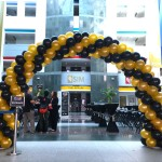 Event Balloon Arch Entrance