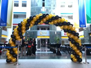 Event Balloon Arch Entrance