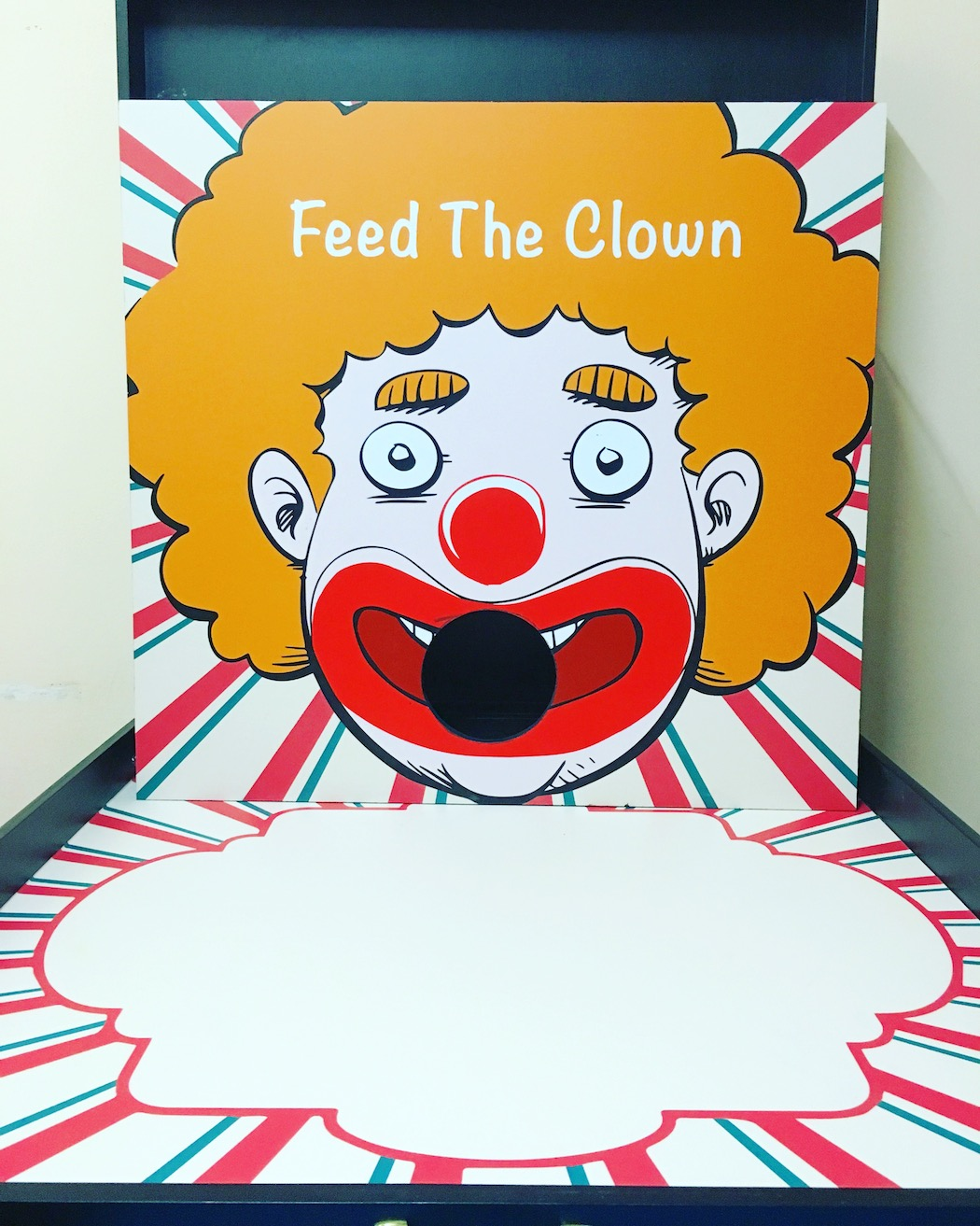 Feed The Clown That Balloons