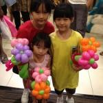 Flowers Balloon by Kaden