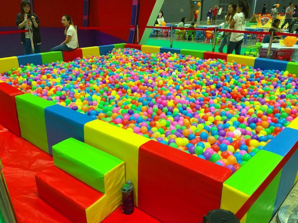 Giant Ball Pit Rental