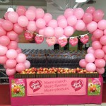 Heart Shape Balloon Arch