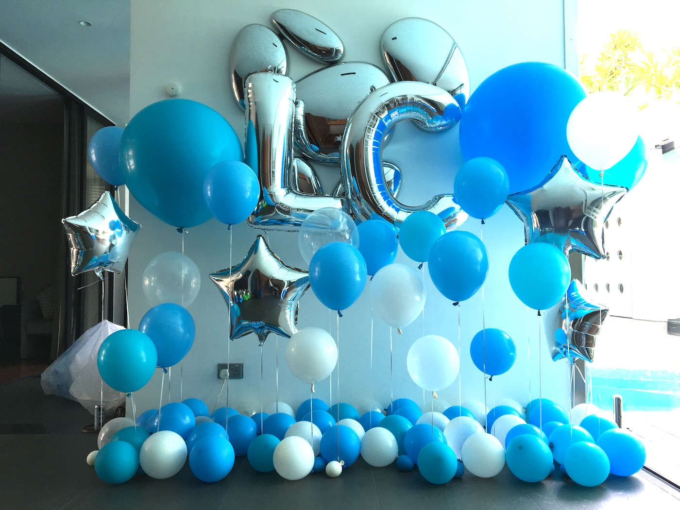 Helium balloons bundles decorations that 28 images for Helium balloon decoration