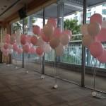 Helium Balloon Deco
