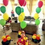 Helium Balloon Princess Decoration