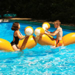 Inflatable water sports game Singapore