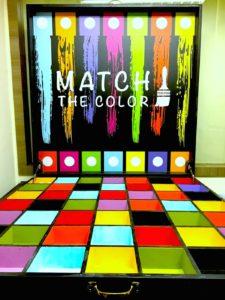 Match The Colour