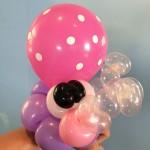 Octopus Balloon Sculpture on Wrist