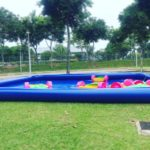Paddle Boats and Inflatable Pool Rental