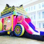 Princess Carriage Bouncing Castle