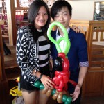 Professional Balloon Sculpting Service