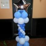 Singapore Balloon Cloumn