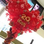 Singapore Balloon Decoration Tree