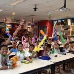 Singapore Balloon Sculpting Services