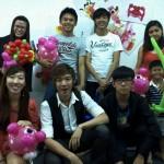 Singapore Balloons Workshop