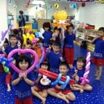 Singapore Birthday Party