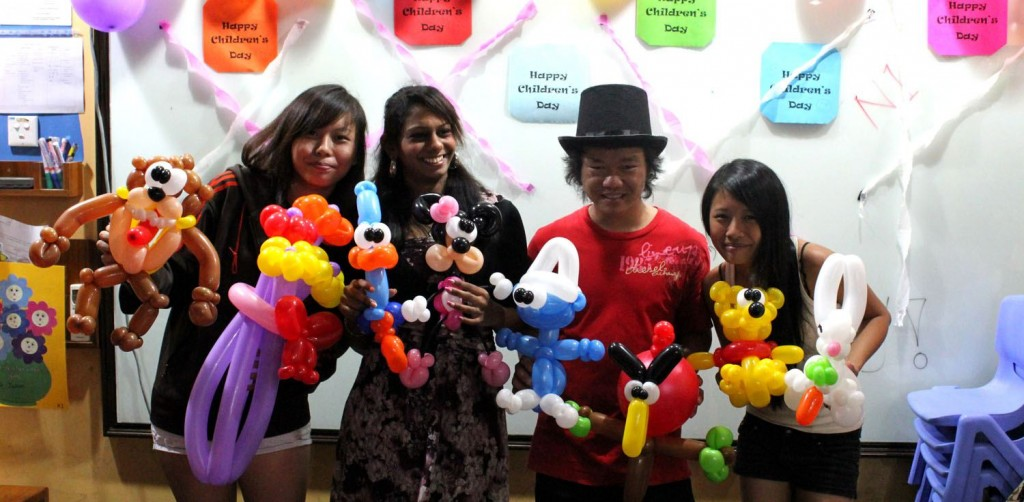 Singapore Birthday Party Planner