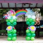 Singapore Customised Balloon column