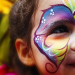 Singapore Face Painting Service