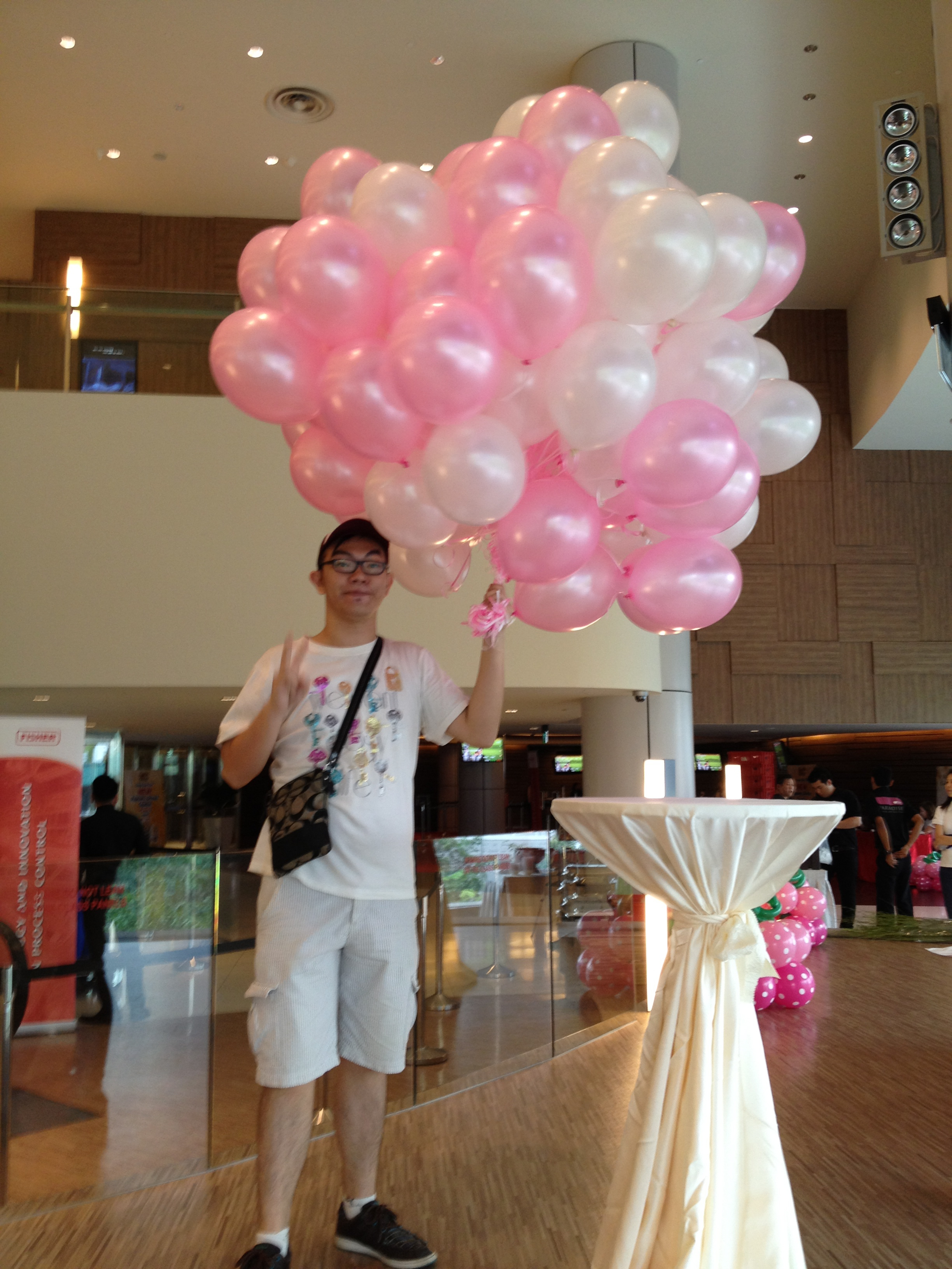 Singapore Helium Balloons Delivery