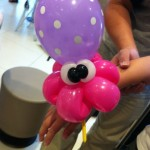 Small Balloon Octopus